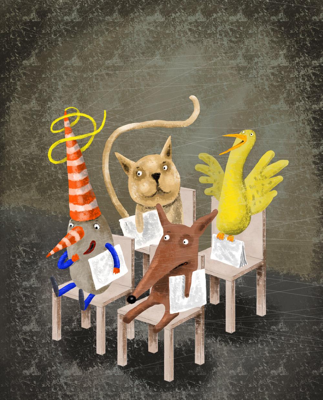 Ilustração: Sérgio Luz