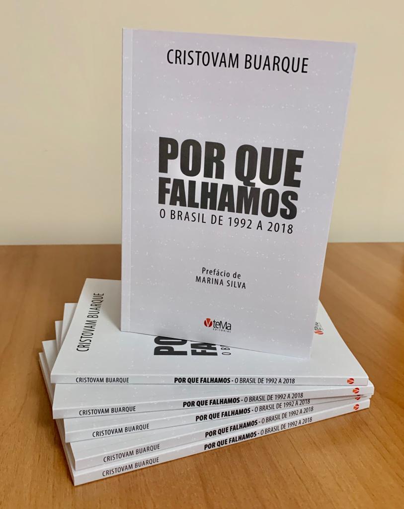Versão Impressa Ganha Prefácio De Marina Silva